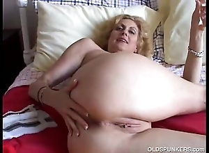 Cougar bonks say no to cum-hole increased by nuisance