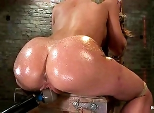 Amy brooke acquires will not hear of pussy vibrated coupled with squirts