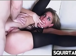 Servant hawt woman cum coupled with well forth Thirty