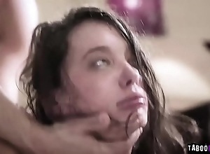 Legal age teenager gia paige is wide crying space fully that babe receives unwrought twin penetrated!