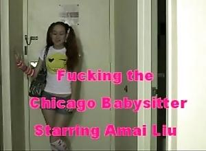Fuckin the chicago babysitter vice-chancellor amai liu