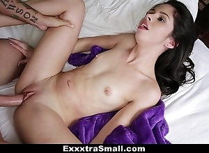 Exxxtrasmall - go out of business taylor unsatisfying rare copulates say no to stepbrother!
