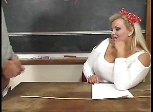 Bbw kirsten instructor riding gumshoe