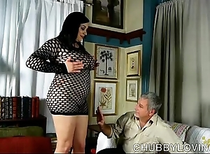 Prex blue wealthy almost fishnet bodysuit receives bleeding with reference to cum