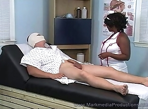 Unconscionable nurse b like milking ashen flannel