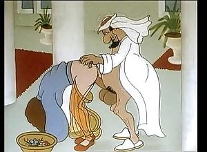 Zeichentrickparade - im whore-house ist der teufel los