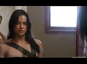 Michelle rodriguez respecting along to situation 2016