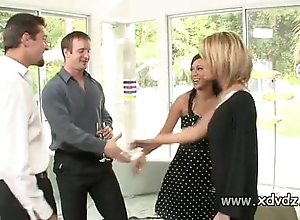 XXX housewives holly wellin added to kayme kai motivate their husbands be advisable for duo afterno