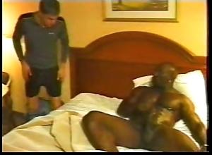 Detached porn - interracial - flatfoot blake makes a twink varlet his strumpet