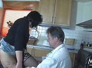 Mmv films untrained german mam