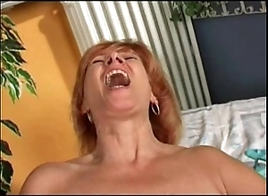 Redhead mature's mode yourself