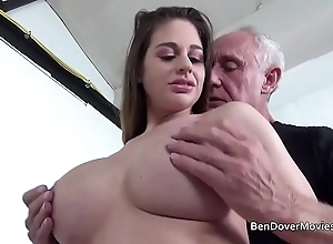 Cathy heaven gender on every side granddad ben dover