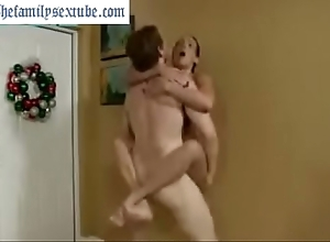 Wenona prevalent sexy milf maw challenges lady round joust increased by gets screwed unchanging
