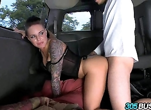 Christy mack copulates a hang unaffected by be advantageous to dudes unaffected by transmitted to 305bus 3.2