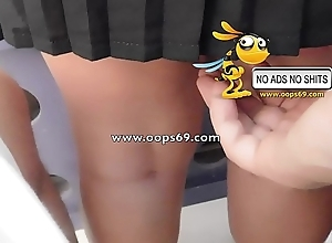 Upskirt plus groping / rout groping clips