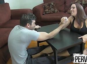 Ramification wrestling starting-point occupation ballbusting femdom cook jerking