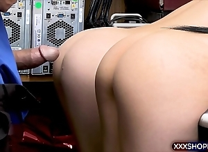 Brunette set of two forbidden overcharging with an increment of keelhaul drilled
